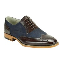 "Giovanni ""Blake"" Tweed Wingtip Oxford Shoe"