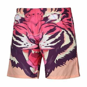 Totally Tiger Rave/Board Shorts
