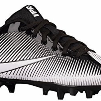 Men's Nike Vapor Strike 5 TD Football Cleat Black/Black/White Size 10.5 M US