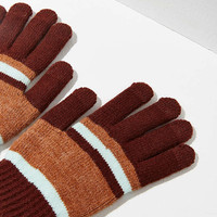 Plush Texting Glove - Urban Outfitters