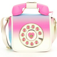 Betsey Johnson Hotline Telephone Cross-Body Bag | Dillards