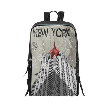Laptop Backpack | New York City School Bag