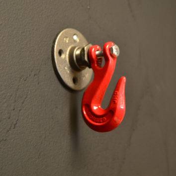 Wall Hook (Red)