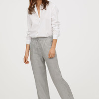 H&M Wide-cut Pull-on Pants $34.99
