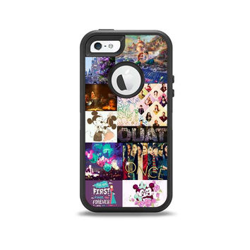 Create Your Own iPhone 5/5s OtterBox Defender Skin