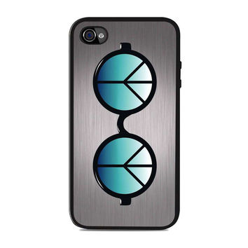 eye glass zero gravity Iphone 4s Case