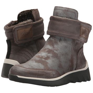 NEW OTBT Women's Boots Outing in Mint