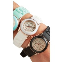 Play All Day Watch-White