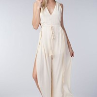 Cassia Jumpsuit Cream