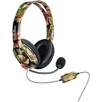 Dreamgear Xbox One Wired Headset With Microphone (camo)