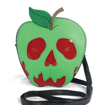 Poison Apple Crossbody Bag