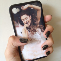 Ariana Grande Case iPhone 44s Case by BluWatermelonDesigns on Etsy
