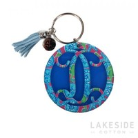 Seashell Keychain | Lakeside Cotton