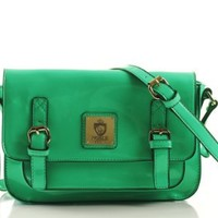 Noble Mount Buttermade Crossbody Handbag - Cool Colors