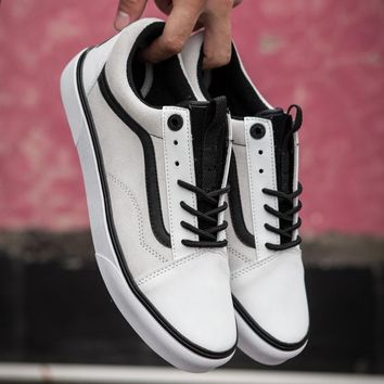 Vans x The North Face Old Skool New Pattern Sneakers Sport Shoes1