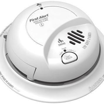 Hardwire Combination Smoke/Carbon Monoxide Alarm with Battery Backup