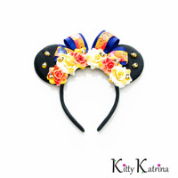 Winnie the Pooh Mouse Ears Headband, Winnie the Pooh Birthday, Disney Bound, Disney Ears, Eeyore Mickey Ears, Tigger Ears, Pooh and Piglet