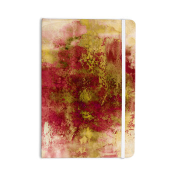 "Ebi Emporium ""Epoch 4"" Red Green Everything Notebook"