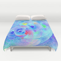 seashells 2 Duvet Cover by Haroulita