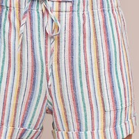 Daja Striped Shorts