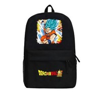 Anime Dragon Ball Z Backpack Choose From 12 Different Graphics