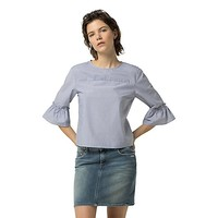 BELL SLEEVE BLOUSE | Tommy Hilfiger
