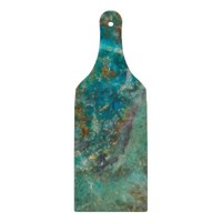 Blue Stone Glass Cutting Board