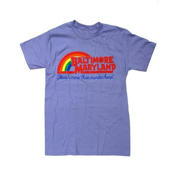 There's More Than Murder Here (Violet) / Shirt