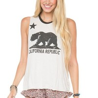 Brandy ♥ Melville |  Kate Grizzly Bear Tank - Clothing