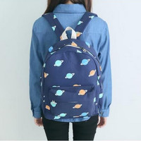 Japanese kawaii students backpack