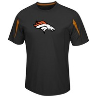 Majestic Denver Broncos Fan Fare VII Cool Base Tee