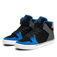 VAIDER BLACK / ROYAL - WHITE | Official SUPRA Footwear Site