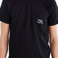 Good Worth Betting Pocket Tee- Black