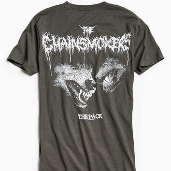 The Chainsmokers The Pack Tee | Urban Outfitters