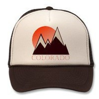 Colorado Vintage Trucker Hat