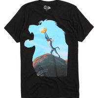 Disney The Lion King Simba Presentation T-Shirt