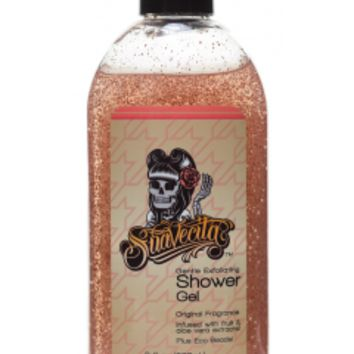 SUAVECITO SUAVECITA EXFOLIATING SHOWER GEL - Sourpuss Clothing