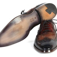 Patina Oxford Mens Shoes | StyleDotty