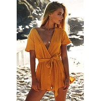 Women'S Sexy V-Neck Jumpsuits