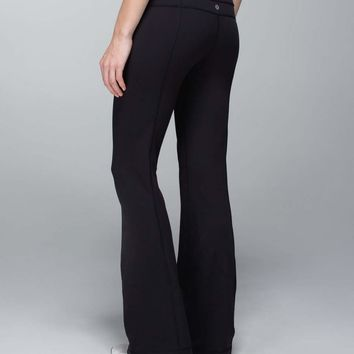 Groove Pant *Brushed (Regular)