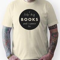 Big Books Love Unisex T-Shirt