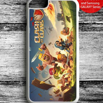 clash of clans game cover