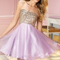 Alyce Sweet 16 3586 Dress