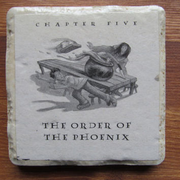 Harry Potter The Order of the Phoenix Coaster