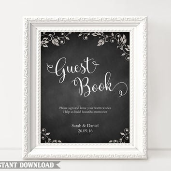 Best Guestbook Signs Products On Wanelo