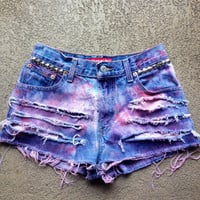 Highwaisted  Levi Shorts