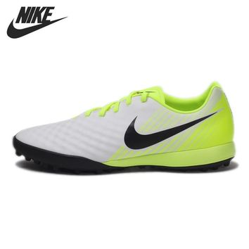 Original New Arrival 2017 NIKE MAGISTAX ONDA II TF Men's Soccer Football Shoes Sneaker