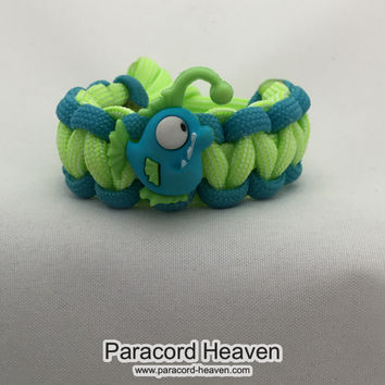Boink - Children Paracord Heaven Survival Bracelet with Knot Closure