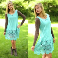 Endless Opportunity Tunic Dress