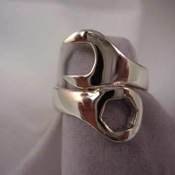 Wrench Ring Polished